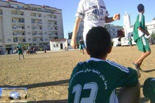 المشاركة الرياضية فتيان