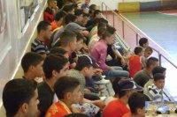 فريق جمعية جنان الخليفة مولاي الحسن بن المهدي نسور المستقبل يفوز بالكأس الأول لدوري المحبة