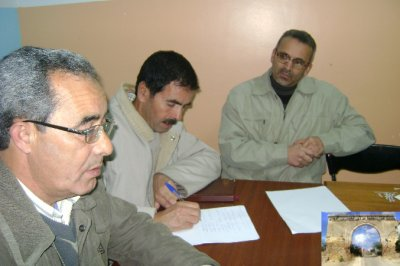 استعدادات قبلية لعملية الختان الجماعي لفائدة ساكنة حي بوجراح الكبير