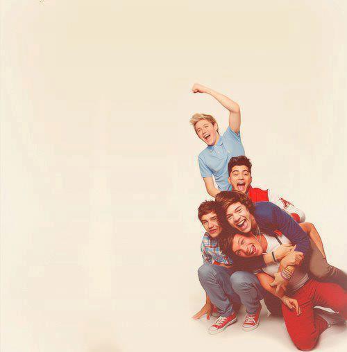 Fiction sur les One Direction
