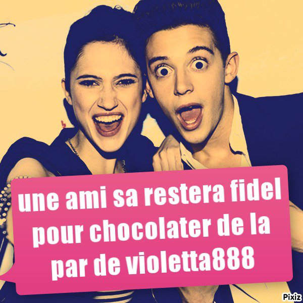 pour chocolater