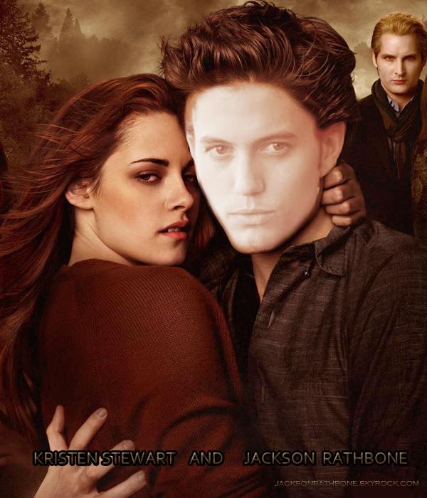 .  Anectodest :. . . . . . Le saviez-vous, Jackson à l'origine avait auditionné pour le rôle d'Edward Cullen ?  .
