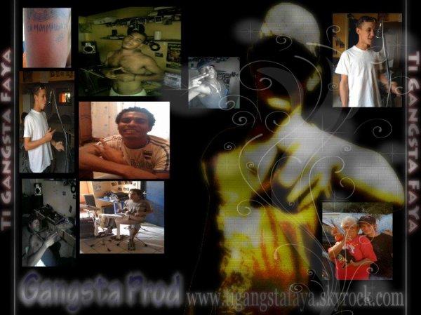 Dubplate GanGsta Prod / Sa Nou Yaime ! (2009)