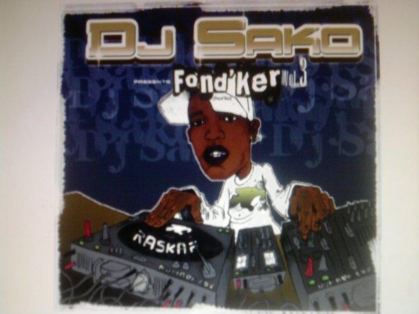 Dubplate Dj Sako / Ti Gangsta - Dubplate Dj Sako (2008)