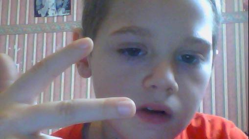 Mon dernier petit frère ; Noah ♥