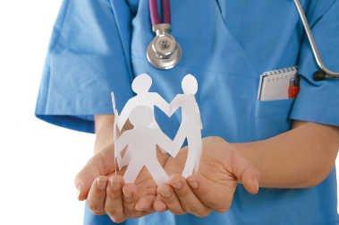 En soignant mes sentiments comme une infirmière