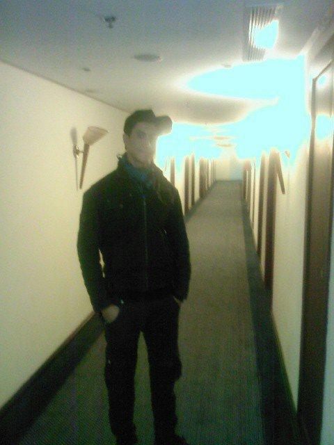 me in hotel