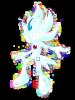 Une super form grâce aux wisp: Hyper Go-On Sonic!