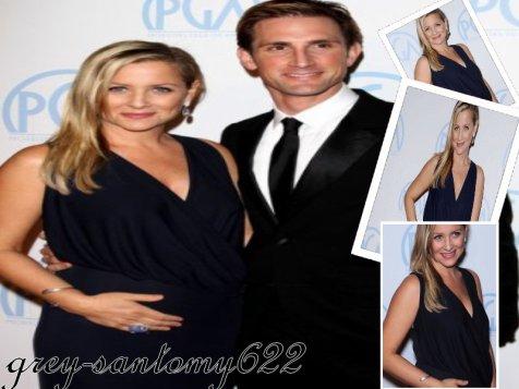 Jessica Capshaw est enceinte de son 3e enfant.