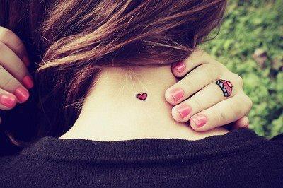 L'amour est plus fort que tout.