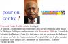flash : ya Tshitshi pour l'application de  L'Accord Cadre d'Addis Abeba