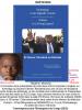 INVITATION. Tshisekedi, l'actuel president élu du congo, est le deuxième personnage historique le plus important du congo après Lumumba. Venez alors nombreux à la presentation d'un livre lui dedié.