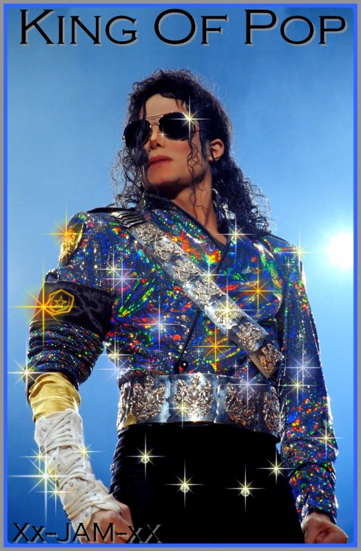 Michael ~ Jackson The King Of Music And Dance
