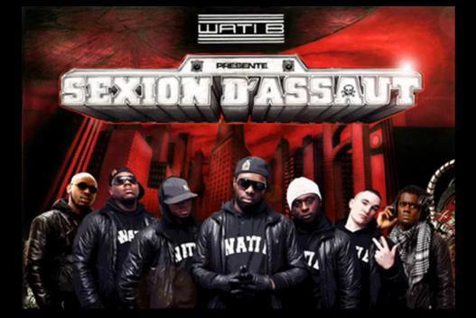 New's Rap Francais (NRF)