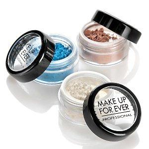 J'ai testé pour vous... Les Poudres Irisées Star Powder de chez Make up Forever