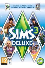 SIMS 3 DOUBLE DELUXE