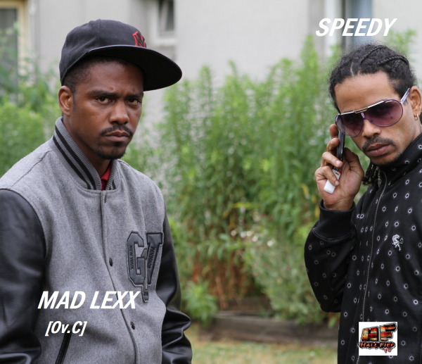 @MAD_LEXX @OFFICIEL_SPEEDY / MAD LEXX [Ov.C] Feat SPEEDY MONSTERFLEXX | LES MEMES GHETTOS (2012)