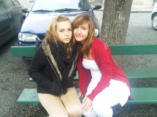 Mon Identik (Gwenaelle) & Moi