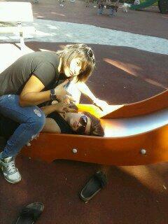 La cousine et moi ! ♥