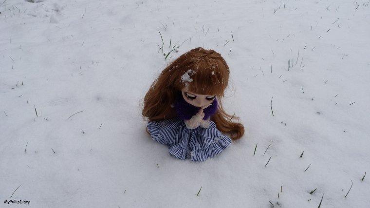 Vendredi 7 décembre (la neige)