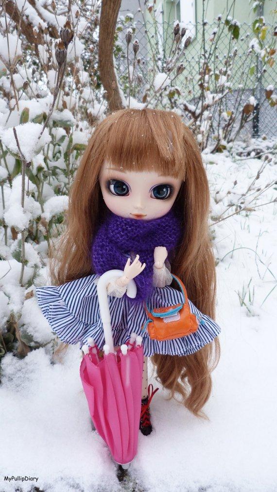 Vendredi 7 décembre (la neige), suite