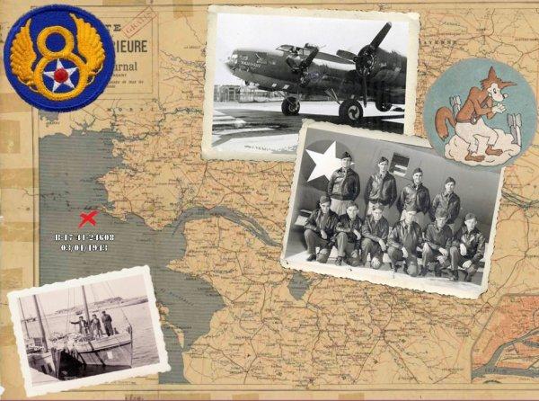 Montre pilote B-17