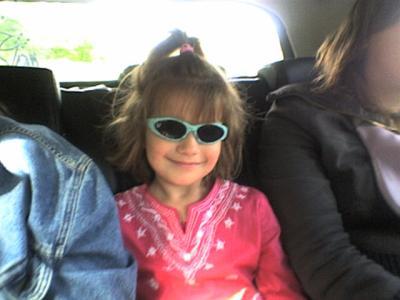 Voici ma fille