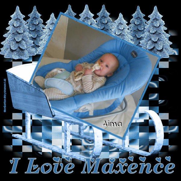 Mon petit fils chéri