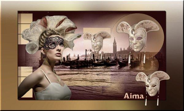 Créa carnaval Venise