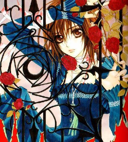 Manga Blog of Vampiire AyuTa Kiira