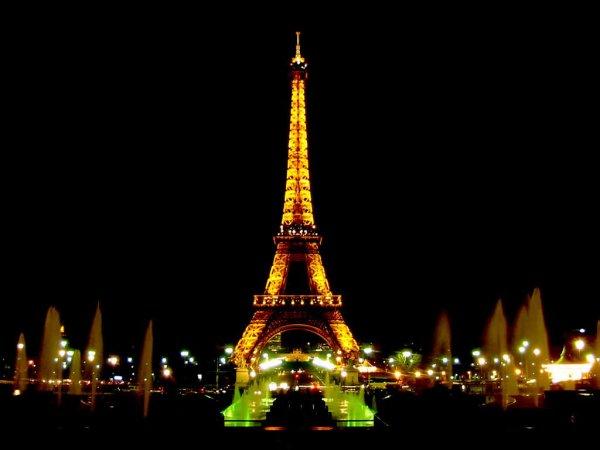 Je retourne à Paris !