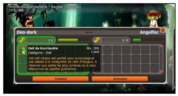 Korriandre!
