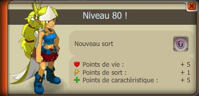 Team level 80