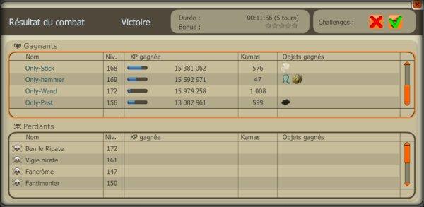 Fin du pont // Obsidiantre Win, I'm so happy !