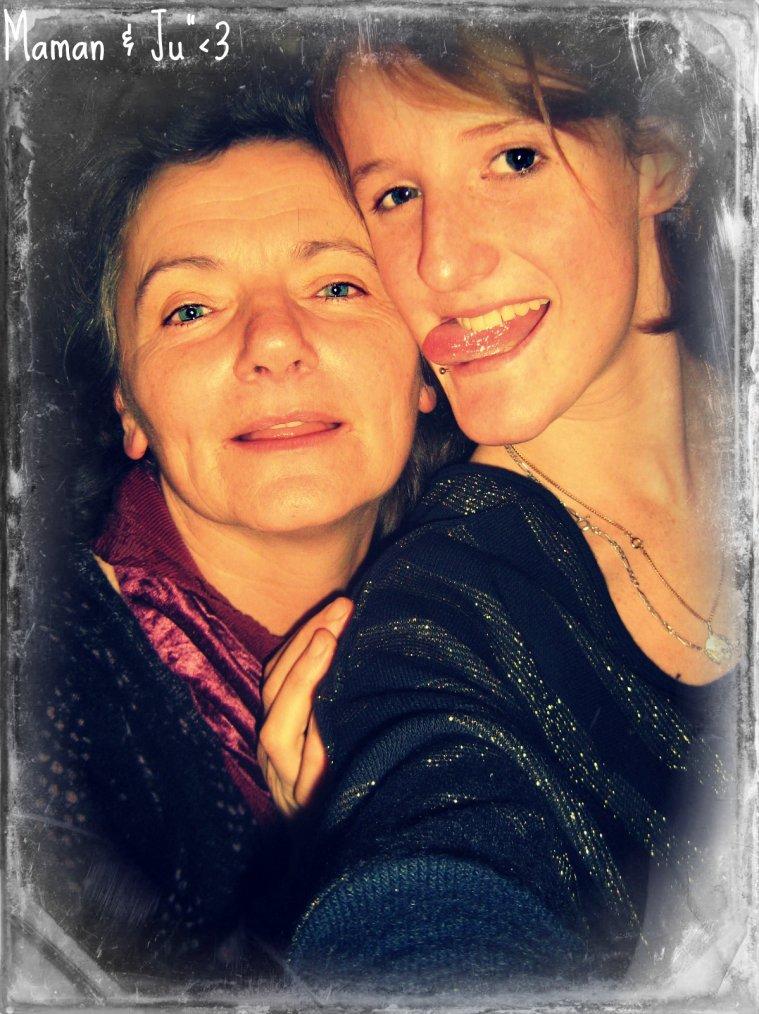 Ma mère ....<3