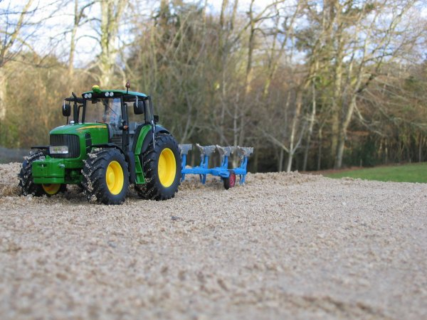 dio jd 6930 lemken europel 7X