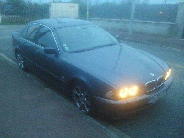 MA VAGO BMW 520D