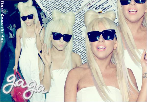 - Stefani-Germanotta-Actu ♦ Découvrez et suivez toute l'actualité de Lady Gaga !-