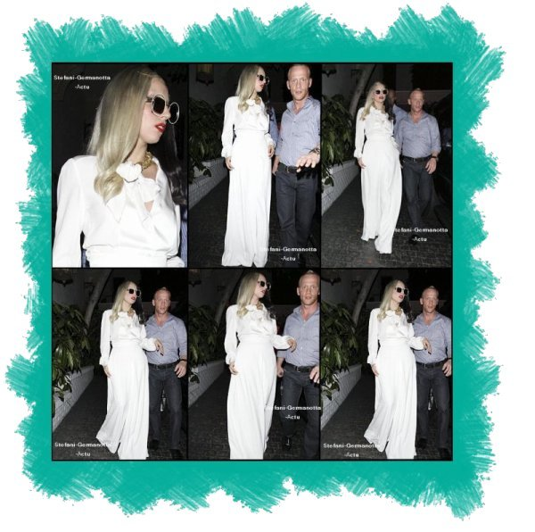 27/07/11 - Lady Gaga a était vu sortant de son hôtel Chateau Marmont à Los Angeles . Top ou Flop ?