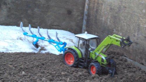 labour et semis de blé 2012
