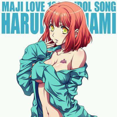 Nanami Haruka dans uta no prince sama