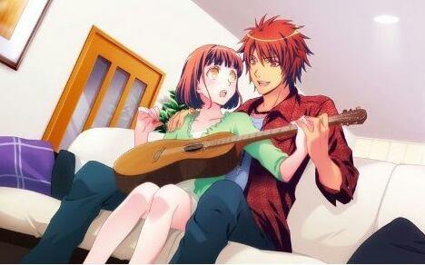 Nanami et Ittoku