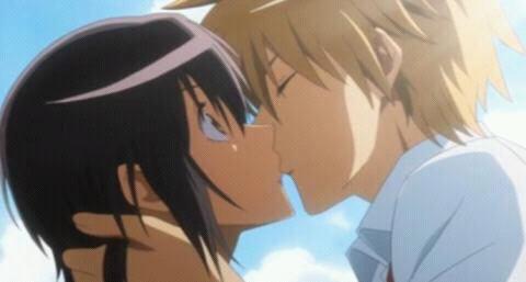 Misaki et Usui