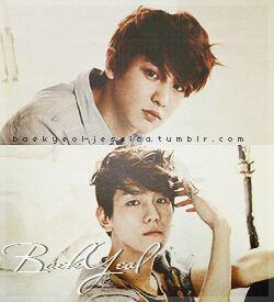 Exo-K : Chaneyol & Baekhyon