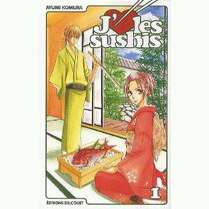 J'aime les sushis : presentation