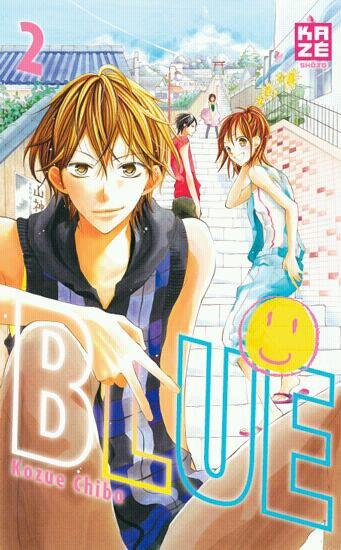 Blue de Kozue Chiba - tome 2