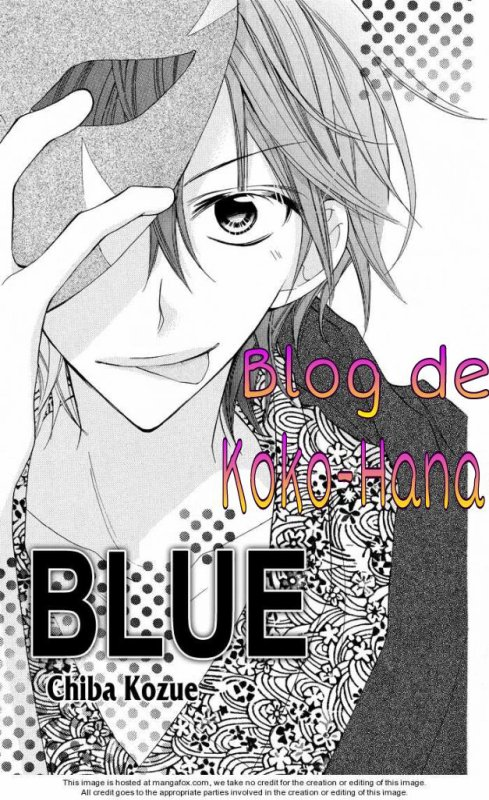 manga : wings of freedom , blue , aohal ride