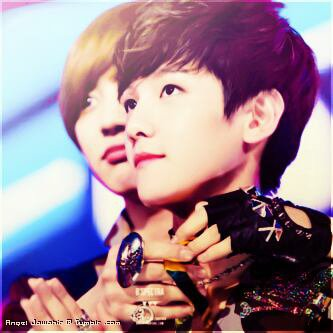 Beak Hyun T__T trop beau