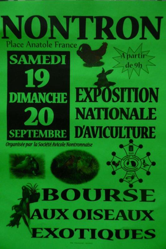 Exposition avicolé a nontron 24