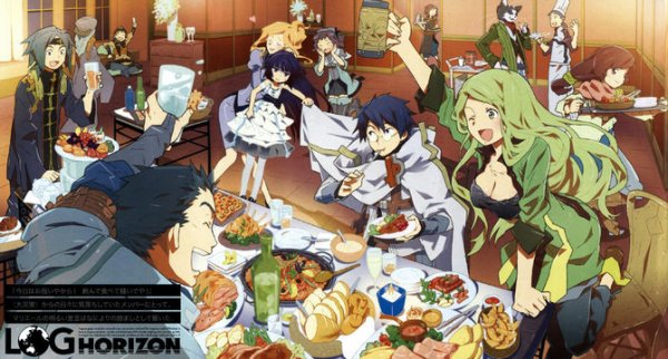 Liens Log Horizon